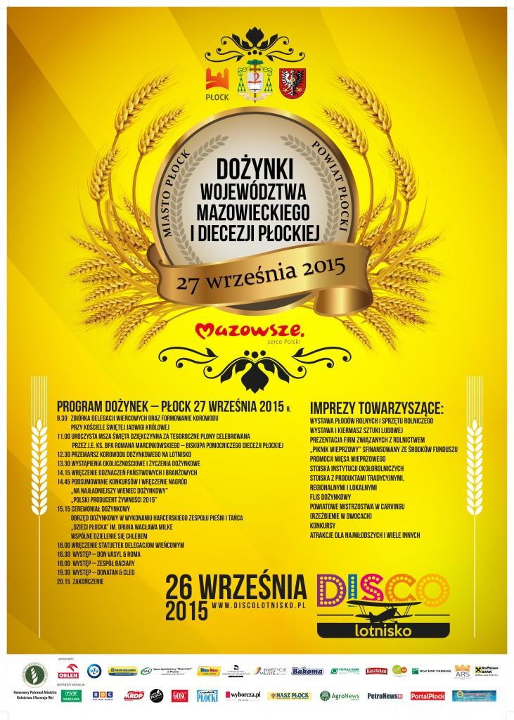 LGD Razem dla Radomki zaprasza na dożynki Województwa Mazowieckiego