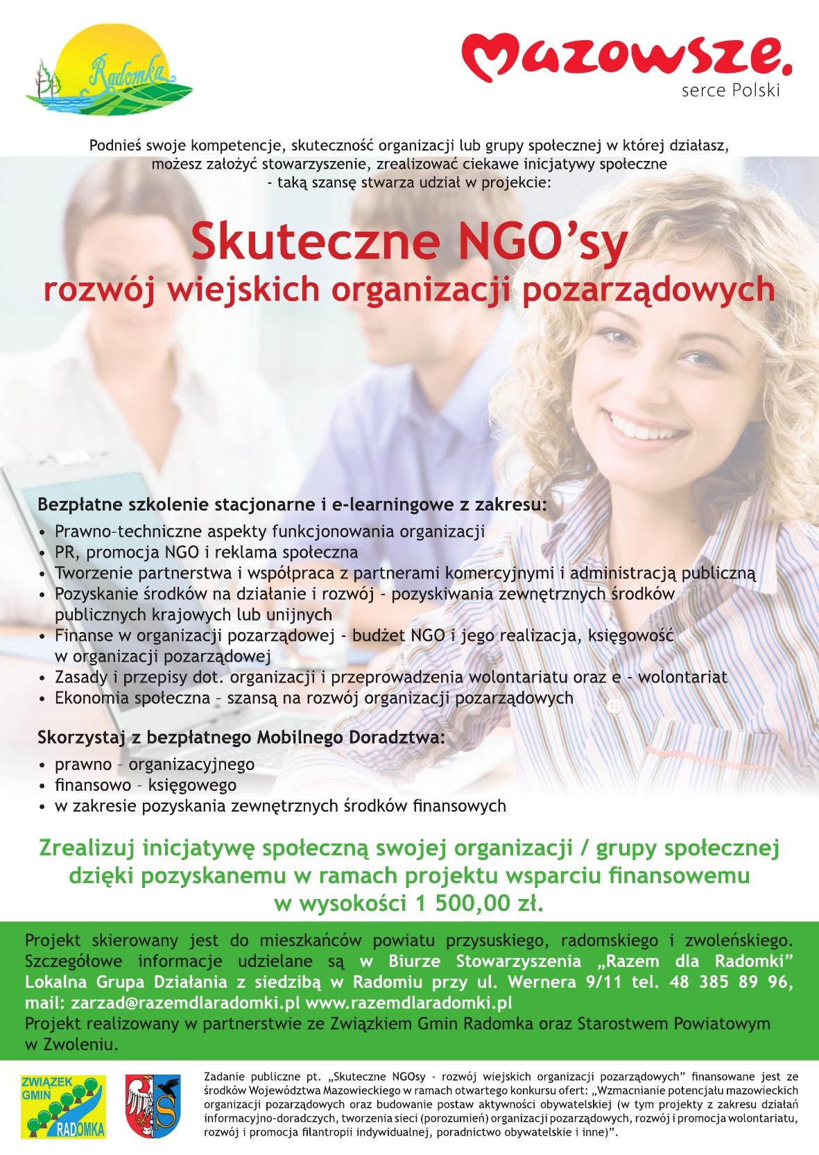 Skuteczne NGO