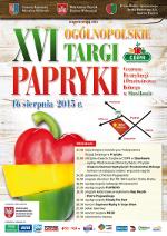 Ogólnopolskie Targi Papryki 2015 w Przytyku